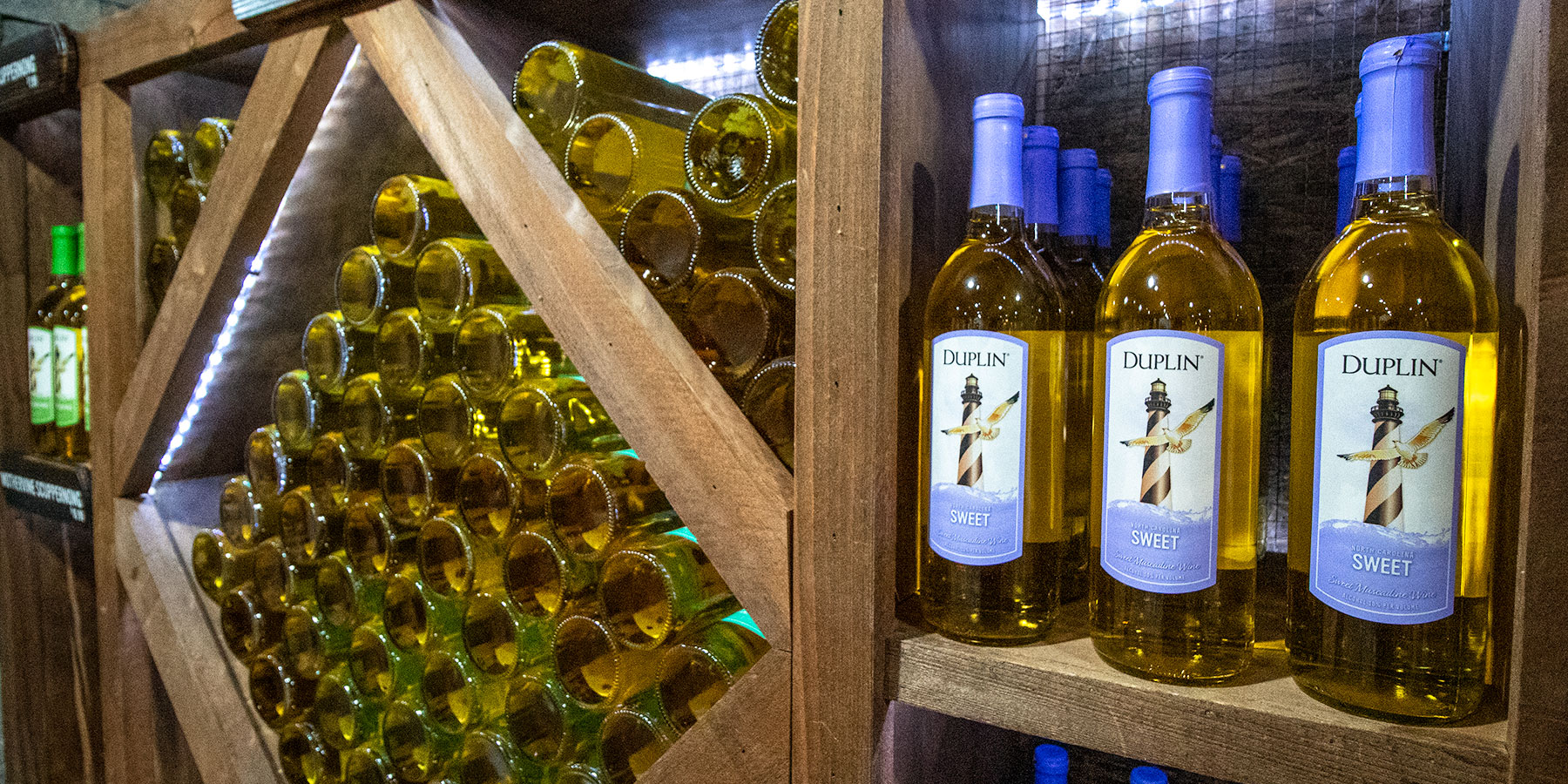 Duplin Winery donates 15,000 gallons of wine to help make hand sanitizer