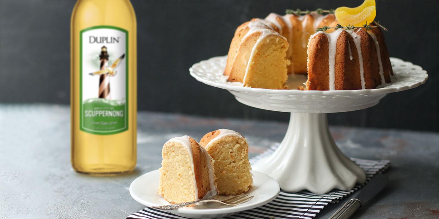 Scuppernong Cake