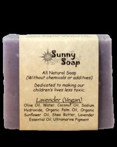 Sunny Soap Lavender