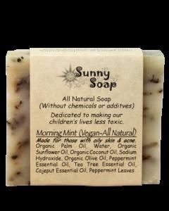 Sunny Soap Morning Mint