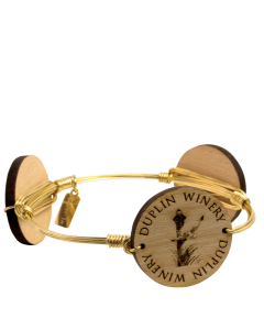 Duplin Winery Wood Bracelet