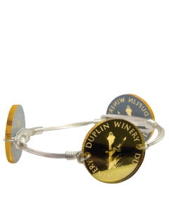 Duplin Winery Gold Bracelet