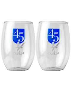 45 Anniversary 2-pack cup acrylic