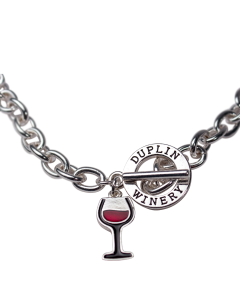 Duplin Winery Toggle Necklace