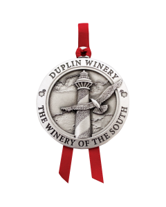 Pewter Duplin Ornament