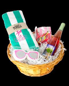Beach Mom Gift Basket