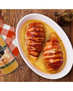 Carolina Mustard Barbecue Chicken