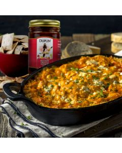 Muscadine Buffalo Chicken Dip