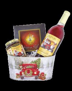Christmas Traditions Gift Basket