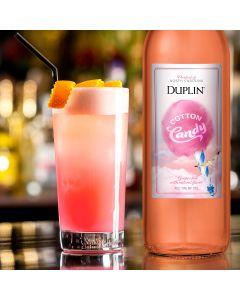 Cotton Candy Rum Spritzer