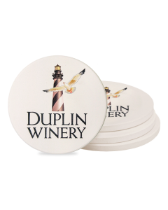 Duplin Stone Round Coasters 4 Pack