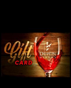 Duplin Winery Gift Card