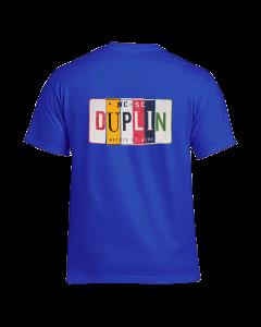 Duplin License Plate T-Shirt