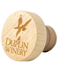 Duplin Wood Wine Stopper