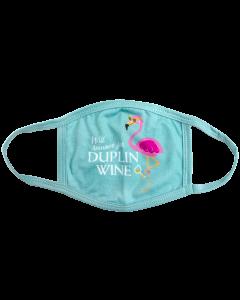 Duplin cloth face mask