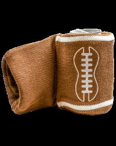 Knit Football Cozy