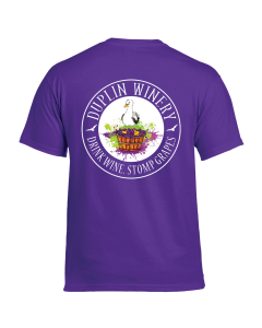 Duplin Beau Gull Stomping Grapes Shirt