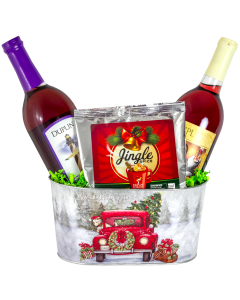 Jingle Spice Gift Basket