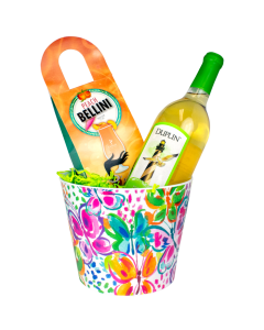 Peach Bellini Sweetzer Gift Basket