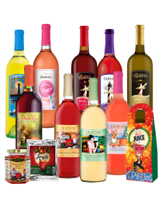 Pinky Raisin' Wine Tasting Kit