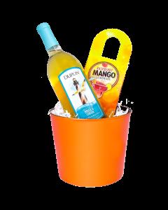 Raspberry Mango Lemonade Sweetzer Gift Basket