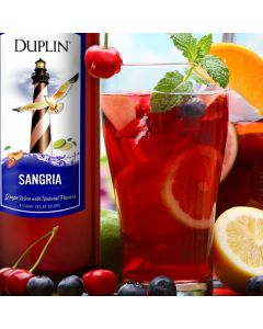 Duplin Red Sangria with a Kick