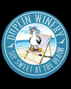 Duplin Seagull Circle Magnet