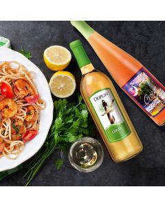 Shrimp Scampi Mary Kay