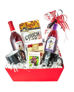 Sweetheart Fireside Basket