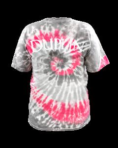 Duplin Pink Storm Tie Dye Tee