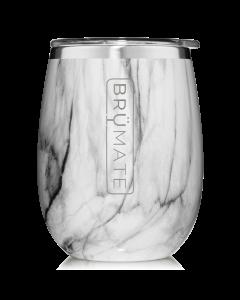 UnCork'd XL Wine Tumbler Carrara