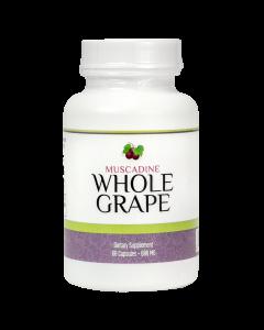 Muscadine Whole Grape