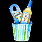 Piña Colada Sweetzer Gift Basket