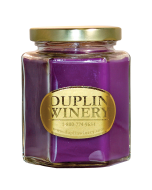 Muscadine Candle Jelly Jar