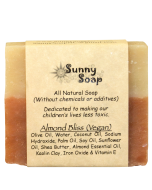 Sunny Soap Almond Bliss