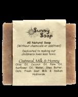 Sunny Soap Oatmeal Milk Honey