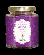Muscadine Candle Jelly Jar