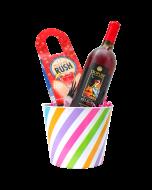 Pelican Red Rush Gift Basket