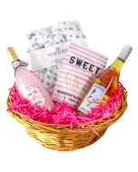 Spa Mom Gift Basket
