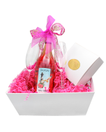 Sweets for Two Valentine Basket