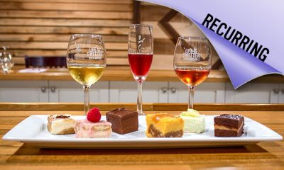 North Myrtle Beach Fudge & Wine Pairing