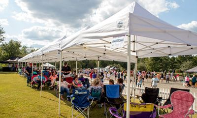 Grape Stomp VIP Tent Package