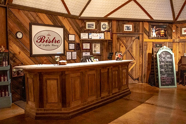 The Bistro at Duplin Winery
