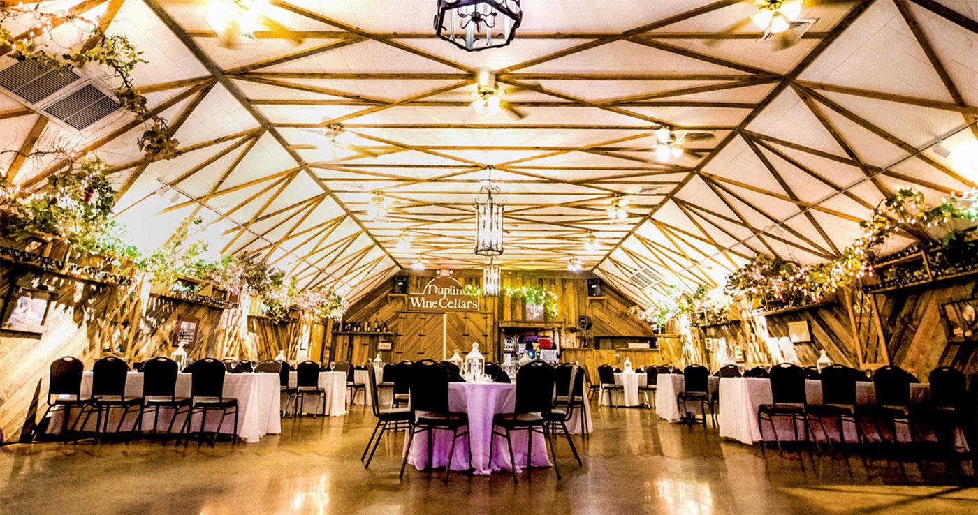 The Bistro at Duplin Winery Wedding Venue