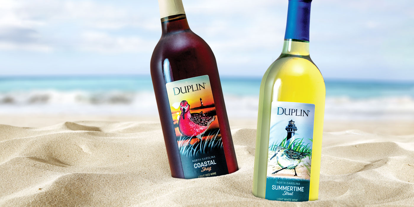 Duplin Winery Releases Two New Dry Wines