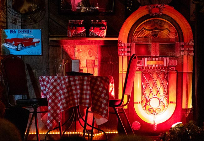 Golden Oldies Dinner Theater