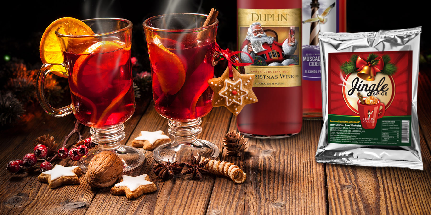 Hot mulled wine spiced just right is the must-have holiday drink recipe.