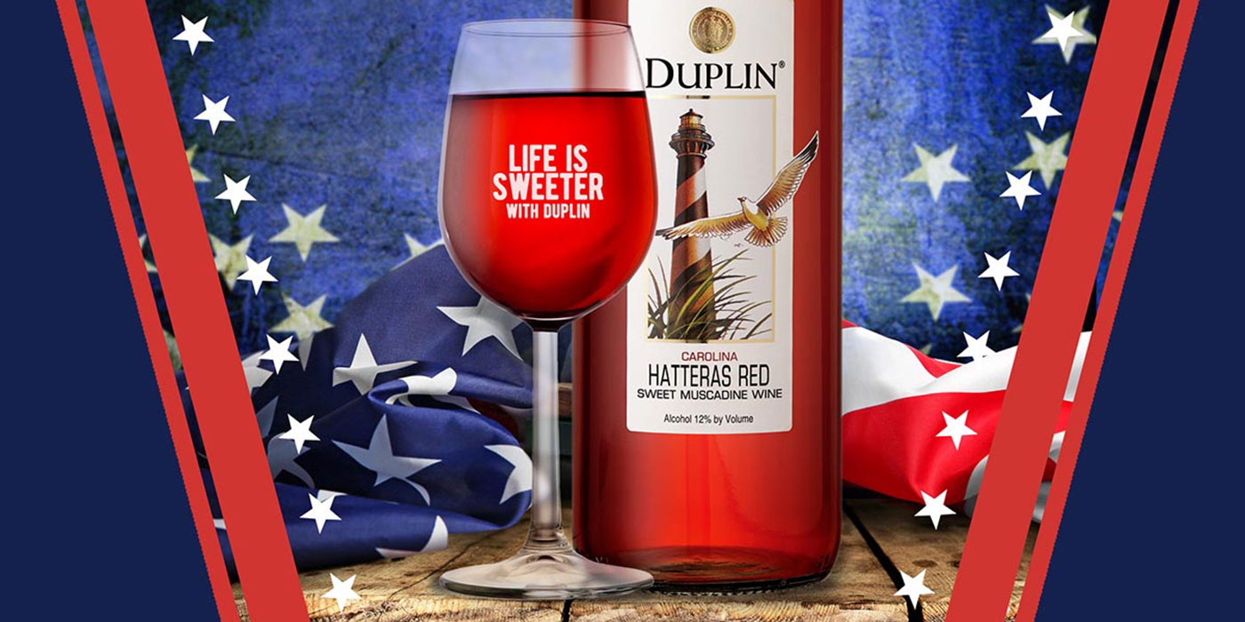 Duplin Winery Toasts Local Veterans
