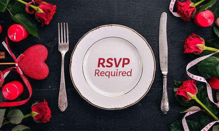 Valentine's Day Dinner at The Bistro