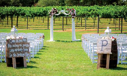 Wedding & Event Hosting